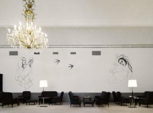 CATHRINE RABEN DAVIDSEN: Hotel Nimb, Copenhagen, 2008