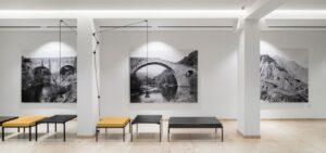 EBBE STUB WITTRUP: Reception, Jeudan HQ, Copenhagen