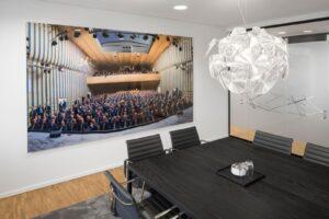 MARTIN LIEBSCHER: Office, Copenhagen
