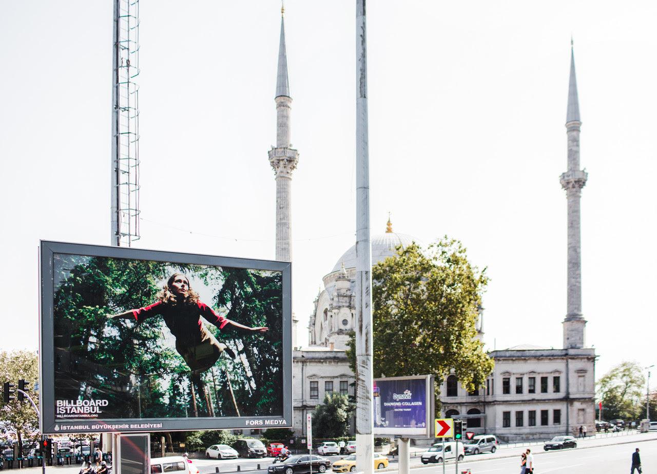 BILLBOARD ISTANBUL
